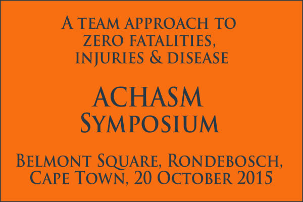 A team approach to zero fatalities, injuries & disease